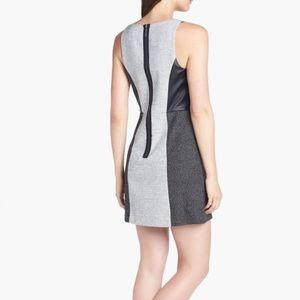 Kensie sleeveless dress. Size S. Grey and black.